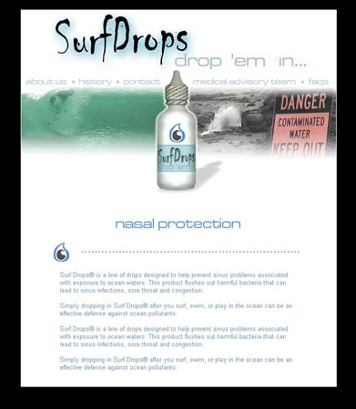 Surf Drops Nasal Spray